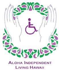 Logo Aloha Independent Living Hawaii